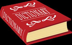 dental dictionary